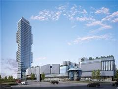 新疆首个绿色生态办公区落地乌市  开创全疆EOD商务新时代