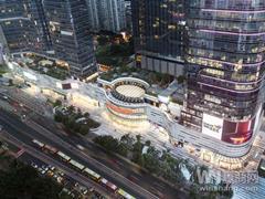 广州万菱汇开业7年三度调整定位 变身精致时尚潮流Mall