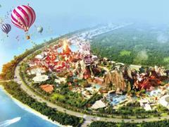 恒大旅游签约西咸新区秦汉新城 计划建设恒大童世界