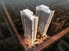 苏州华贸中心规划出炉 石路商圈将再添大型商业综合体