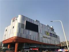 赢商实探:南京首座新城吾悦广场揭秘 携室内民国街区来袭