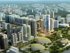 万科2000亿投建成都产业新城首个项目:金融中心率先拿地