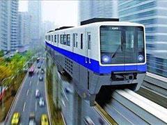重庆轨道交通5号线将从两江新区鸳鸯延伸到悦来组团