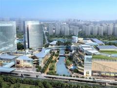 温州中心城区到2020年将新建19个商业综合体及24个社区邻里中心