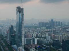 """深圳汉京中心创意地标 打造""""未来办公""""解决方案"""