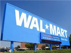 线上线下融合混战 沃尔玛加码线上销售追赶亚马逊