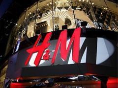 H&M 9月至11月全球销售按年跌2% 实体店季度表现疲弱