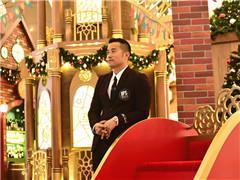 """张孝全亲临重庆IFS""""非凡欧洲圣诞奇遇记""""启幕仪式"""
