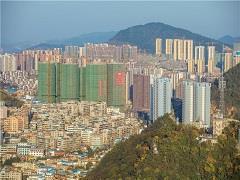 """探索城市""""三变""""新路径 云岩区两个棚户区将迎新生"""