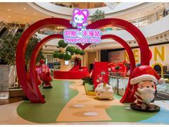 跟着地铁去上海的购物中心过圣诞 今年都有哪些新玩法?