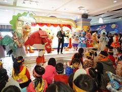 全国第一家奥飞欢乐世界广州开业 加码布局3年计划开店50家