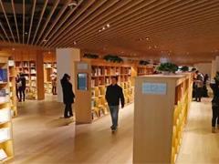 光的空间新华书店亮相上海爱琴海 面积约1600平方米