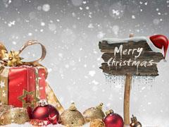 2017年成都购物中心圣诞美陈这样玩 不只有圣诞树!