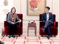 吴正梅担任华采天地总经理首次发声:2018年11月开业 首年客流破千万