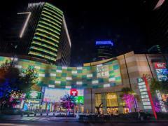新虹桥商圈十大商业体将实现地下连通 含南丰城、尚嘉中心等