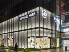 轻奢品牌Michael Kors今年股价创新高 市值逼近100亿美元