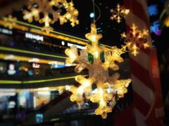 盘点2017西安各大购物中心圣诞美陈 都有哪些新玩法?