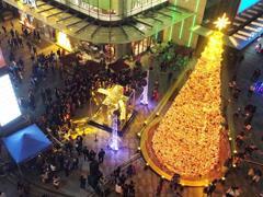 圣诞倒计时 来苏宁广场过最燃最有温度的圣诞节!