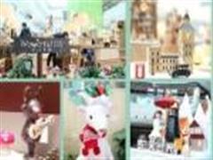 深圳招商花园城引进客语、云海肴等餐饮 第九届圣诞嘉年华开幕