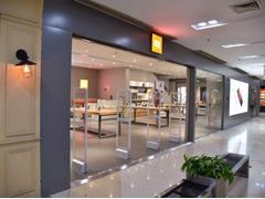 手机品牌专卖店纷纷进驻购物中心 包括小米、华为等