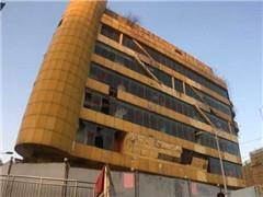 长沙老商圈地标说再见 关停10年的维多利购物中心春节前拆除