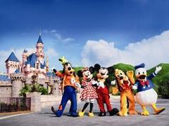 香港迪士尼业绩连跌两年 目光已对准国内家庭短途度假市场