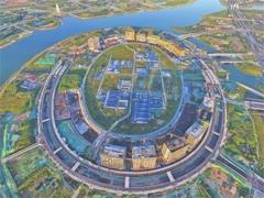 协信20.73亿摘郑州12宗地面积11.61万�O 将建金融岛项目