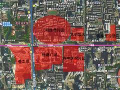 昆明太古里选址基本定在市中医院片区 毗邻恒隆广场