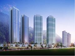 云岩区稻田汇项目效果图及6栋楼单体规划批前公示
