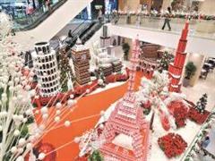 去百货、场景化、增体验 购物中心优化升级花样多