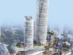 徐家汇中心近30万方ITC商场将打造世界级购物场所