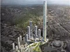 3分钟落锤!世茂239.43亿底价拿下深圳第一高楼项目