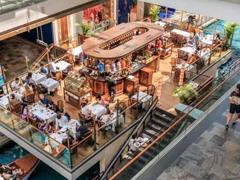 购物中心持续增加餐饮业态 消费者到大商场就餐成常态