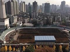 贵阳老城区改造新进展 六广门体育文化综合体项目将启动