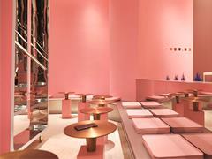 喜茶广州首家粉色主题店12月9日开业 落户天环广场