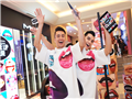 MAC贵州二店在亨特城市广场开业  总品类达1200多个