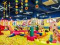 儿童乐园已成商场或超市标配 人气火爆顾客商家双赢