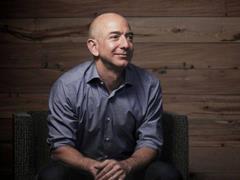 亚马逊CEO贝索斯身家暴涨 仅比比尔.盖茨少47亿美元