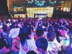 全国10家苏宁广场同步爆发 618年中大促实体零售逆袭