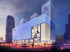 14万方上海陆家嘴中心L+Mall2018年亮相 打造浦东新地标