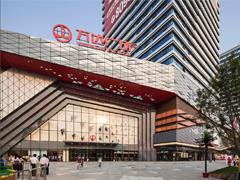 武汉东西湖万达广场落户金银湖畔 预计2019年正式营业