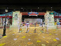 天虹购物中心儿童主题街区-KidsRepublic英伦小镇