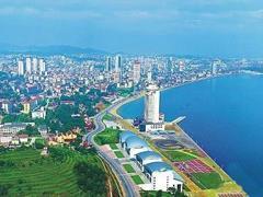 烟台开发区6.6亿出让4宗地面积约25万�O 最高溢价125%