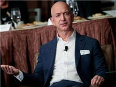 亚马逊CEO贝索斯有望成世界首富 收购全食令股价暴涨