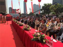 天津天河城开业率近9成 开业首日客流量约20万