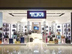 在IFS开成都首店的TUMI 如今去华润万象城开二店了