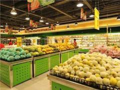 新零售争抢布局生鲜超市 线上流量利于门店前端营收增长