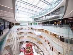 远洋乐堤港迎来试营业 用艺术与体验引领杭州商业变革