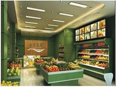 汉中一果蔬连锁超市集体关门 市民办卡还没消费