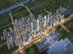 兰石・豪布斯卡打造西部首席智慧大城 唤醒城市消费特权